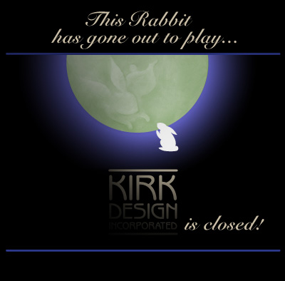 Kirk Design Inc. is closed!